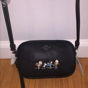 Charlie Brown coach purse